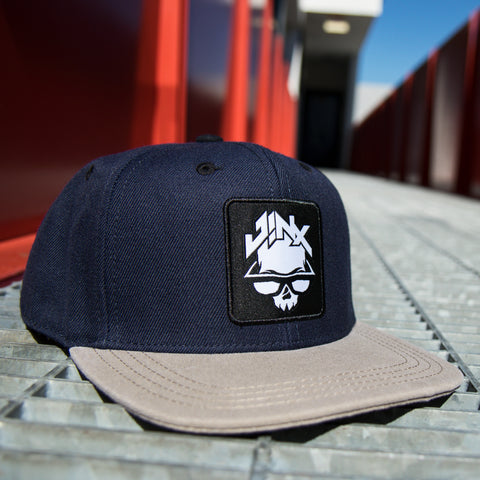 View 1 of J!NX Dr. Oid Snap Back Hat photo.