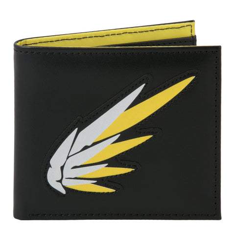 View 1 of Overwatch Mercy Bi-Fold Wallet photo.