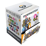 View 2 of Overwatch Button Blind Pack CDU, Series 1 (40 Piece Assortment) photo.