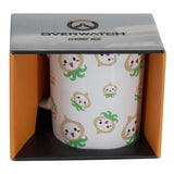 View 4 of Overwatch Pachimari Ceramic Mug photo.