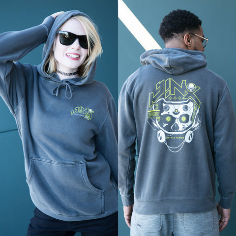 View 1 of J!NX Battle Tested Pullover Hoodie photo.