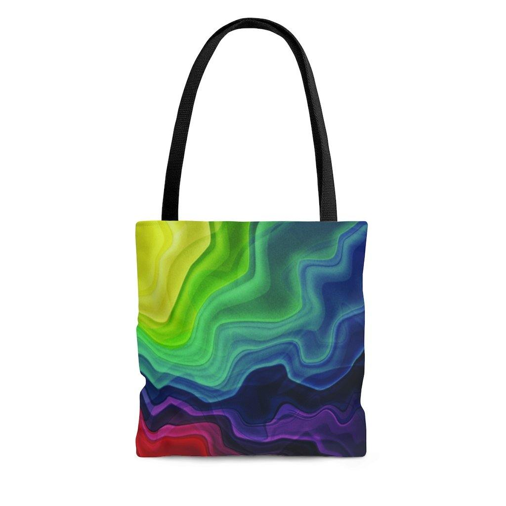 Trippy Little Tote Bag