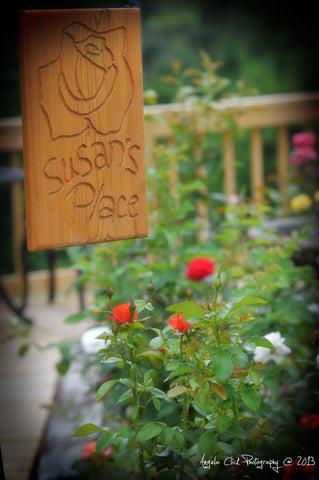'My Garden' Custom Hand Crafted Garden Sign