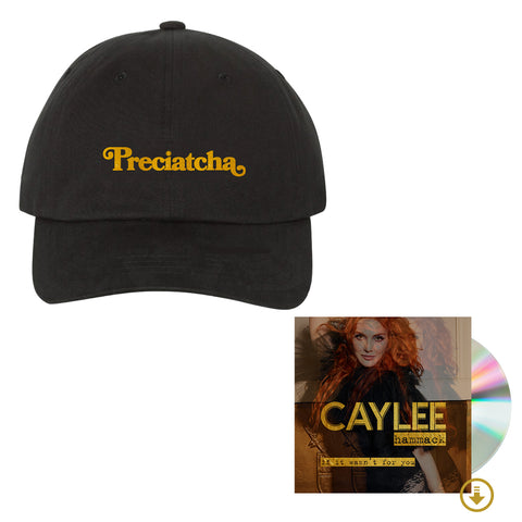 Preciatcha Hat + Signed CD + Digital Album