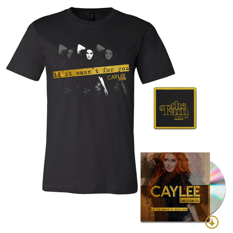 If It Wasn't For You T-Shirt + Signed CD + Fam Patch + Digital Album