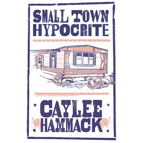 Small Town Hypocrite Poster