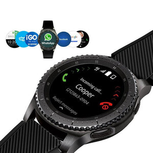 S1 Calling Android, Facebook With Camera Smart Watch