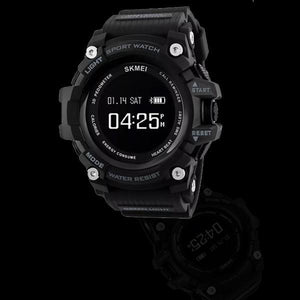 GS10330 Bluetooth Digital Smart Watch With Health Fitness and Sport Activity Tracker
