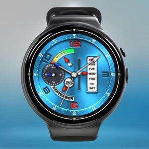 i4 Air Android 5.1 Quad Core Heart Rate Monitor Smart Watch