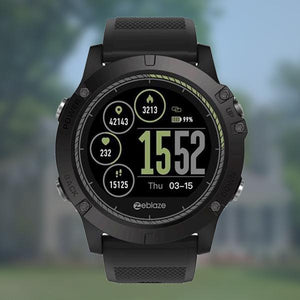 VIBE 3 Rugged Inside Out HR Monitor IPS Smart Watch