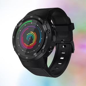 Amoled 4G LTE GPS WIFI Android Smart Watch
