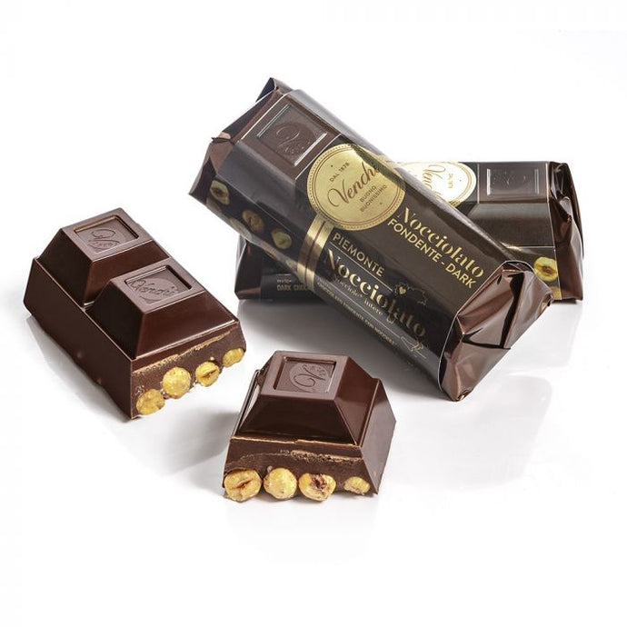 venchi-chocolate-Extra-Dark-Chocolate-Block-With-Hazelnuts