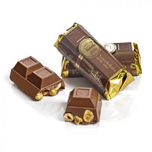 Load image into Gallery viewer, venchi-chocolate-Fine-Milk-Chocolate-Block-With-Hazelnuts