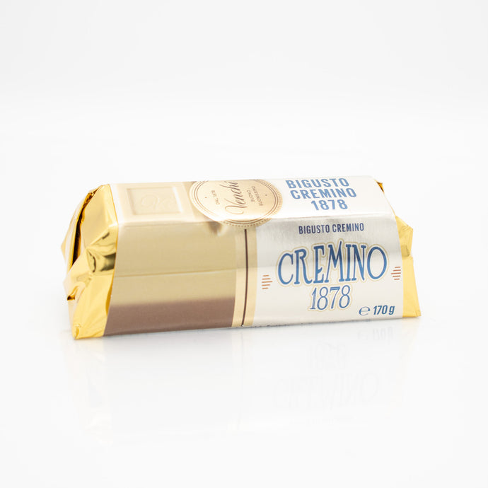 Cremino Two Flavour Milk and White Chocolate Block 6oz