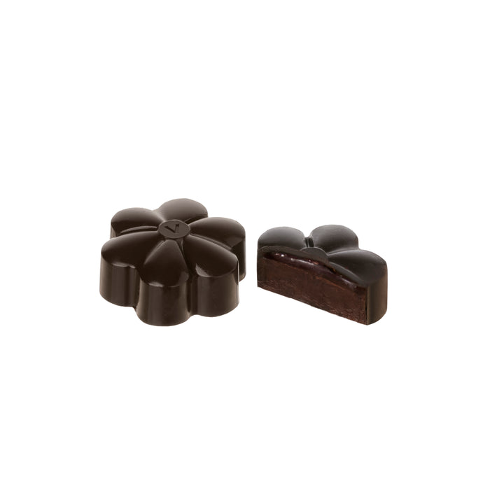 venchi chocolate mooncake black cherry