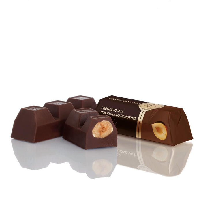 Prendivoglia Dark Chocolate with Hazelnuts from Piedmont (4580051845252)