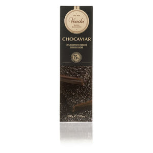 Chocaviar Bar 75% Pure Cocoa 7.05oz (4465860116612)
