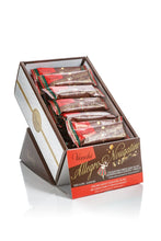 Load image into Gallery viewer, Allegro Nougatine Hazelnuts Chcocolate Snack Bar Box (4465859330180)