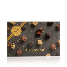 Load image into Gallery viewer, venchi-chocolate-Assorted-Chocaviar-Mini-Chocolates-In-A-G-Gift-Box (4465861132420)