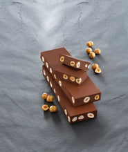 Load image into Gallery viewer, venchi-chocolate-Gianduja-With-Piedmont-Hazelnuts-Chunky-Bar (4465854808196)