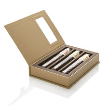 Load image into Gallery viewer, venchi Assorted Chocolate Cigar Gift Box: three Cigars.