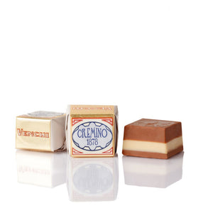 Cremino 1878 White Chocolate Gianduja