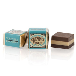 Cremino Gold Venezuelan Dark Chocolate Gianduja