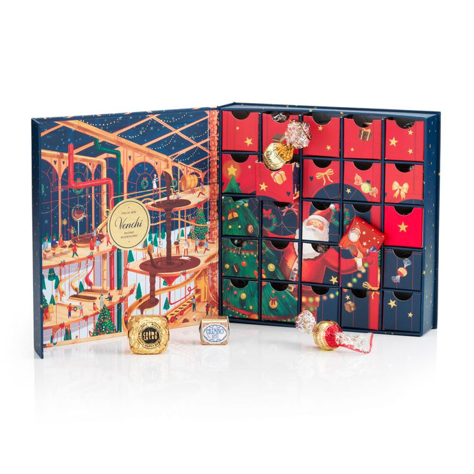 Advent Calendar Prestige Holiday 2020 with 25 chocolates 9.77oz