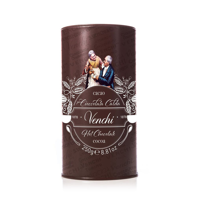 Due Vecchi Cocoa Powder Tin Can for Hot Chocolate 8.81oz SALE