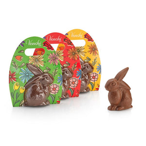 Venchi Milk Chocolate Easter Bunny (4674212233348)