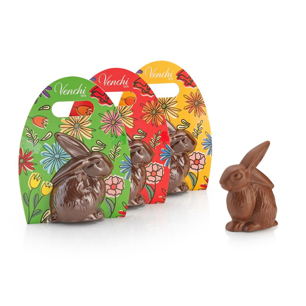 Venchi Milk Chocolate Easter Bunny