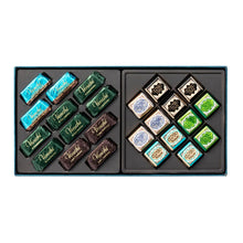 Load image into Gallery viewer, 24 Assorted Chocolates Gift Box Gianduja and Cremino 7.76oz