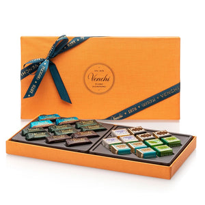24 Assorted Chocolates Gift Box Gianduja and Cremino 7.76oz (4906873258116)