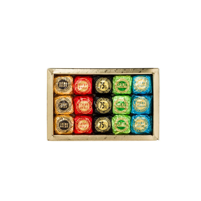 15 Assorted Chocolate Chocaviar Gift Box 10.16oz