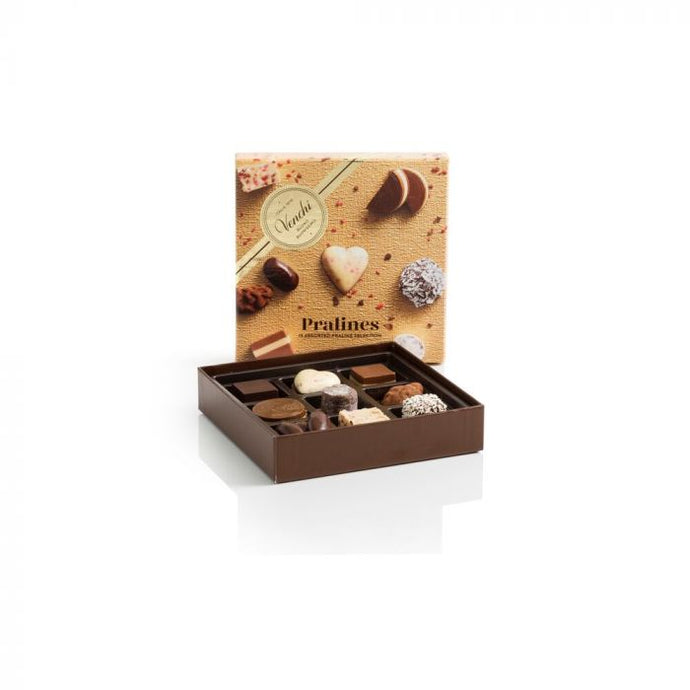 venchi-chocolate-Assorted-Chocolate-Pralines-In-An-Elegant-Box-Small
