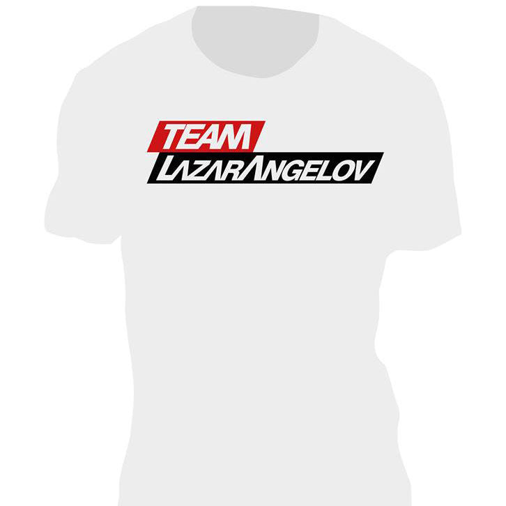 Team Lazar T-Shirt White