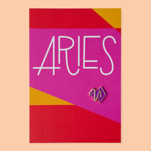 Aries Pin+Post