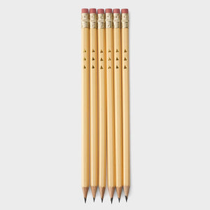 Triangles Pencil Set