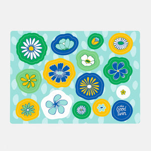 Flowers Sticker Sheet