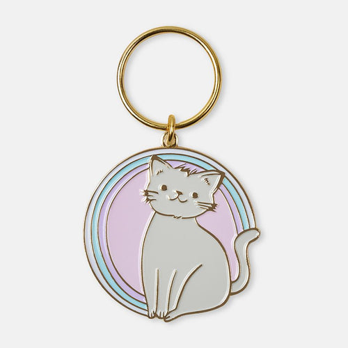 Kitty Keychain