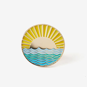 Sunny Side Pin