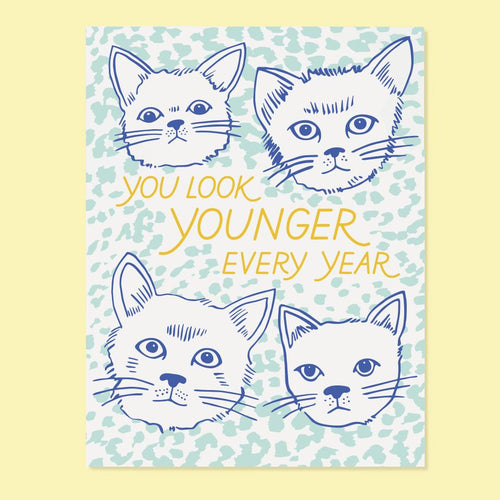 Younger Cats