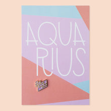Aquarius Pin+Post