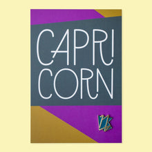 Capricorn Pin+Post