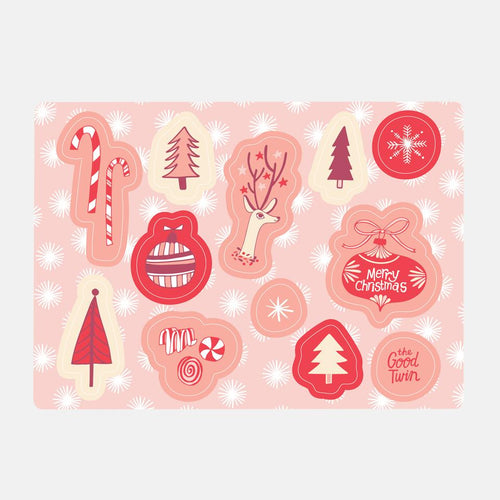 Christmas Sticker Sheet
