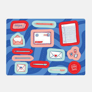 Mail Sticker Sheet