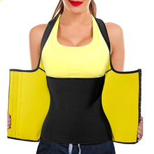 Load image into Gallery viewer, LAMANLA Waist Cincher Plus Size Body Shaper Slimming Sport Trainer Belts Postpartum Recover Bands Underbust Shapewear for Women