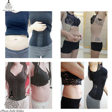 Load image into Gallery viewer, woman's shaper slimming waist trainer Shapewear tummy shaper corrective underwear slimming sheath belly women corset for posture
