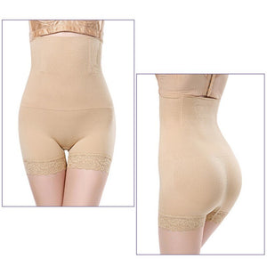 2019 Women Body Shapewear Tummy Slimming Sheath Shapers Seamless Briefs High Waist Belly Control Panties Shapewear F