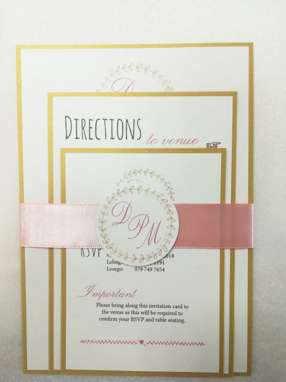 RiOr Invitation Card #14